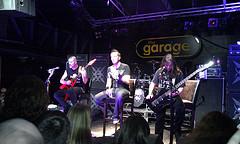 Annihilator, Glasgow Garage 6