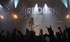Airbourne - Glasgow Barrowlands 8