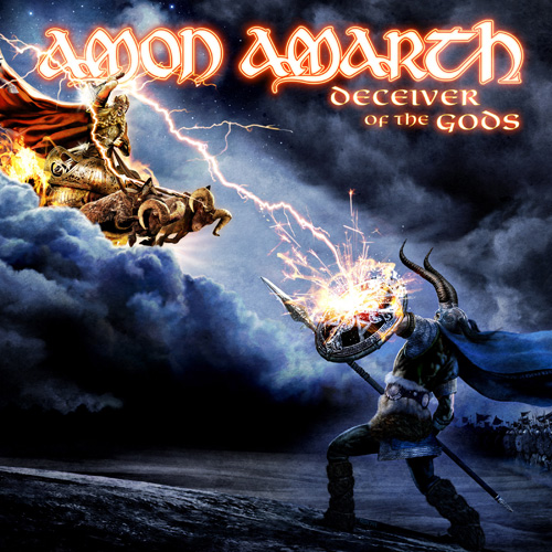 Amon Amarth - Deceivers of the Gods