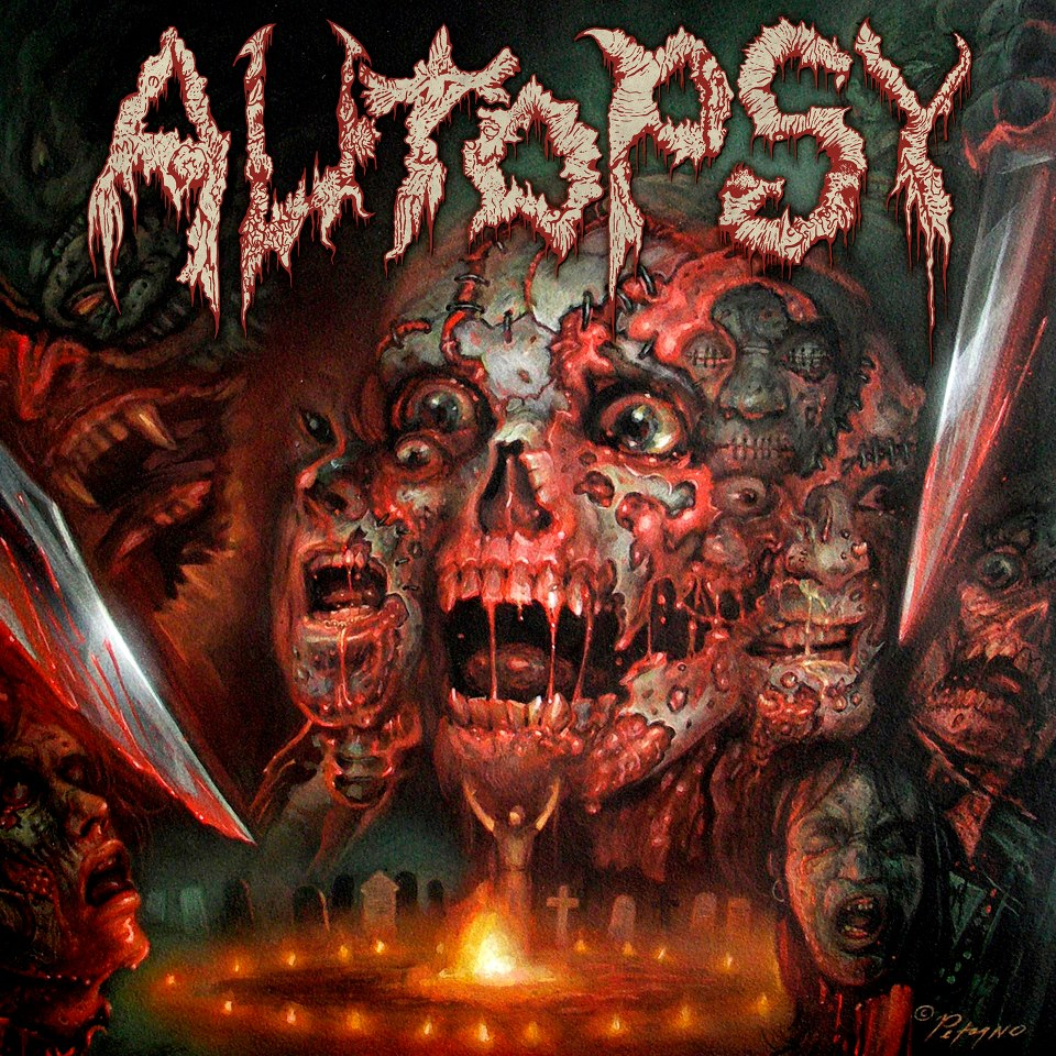Autopsy - The Headless Ritual [Image courtesy Peaceville Records]