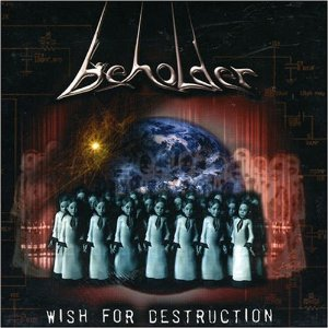 "Cover of ""Wish for Destruction"""
