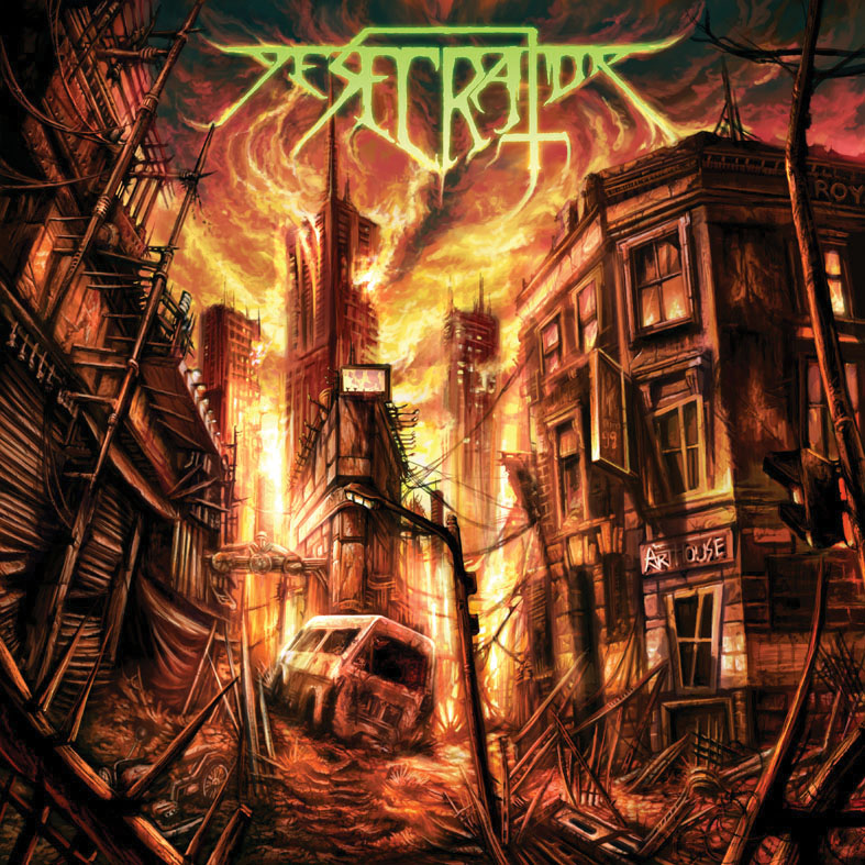 Desecrator (Australian version)