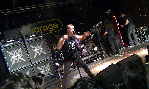 Annihilator, Glasgow Garage 2