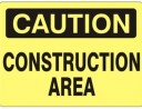 Caution - construction