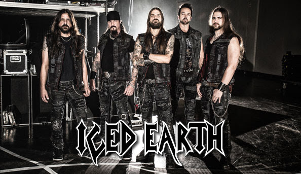 "Iced Earth – ""Plagues of Babylon"" out now"