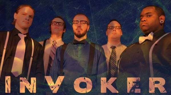 New Band of the Day: Invoker