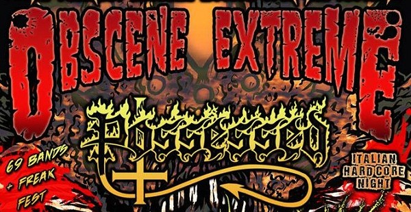Brutal Truth & Morgoth confirmed for Obscene Extreme Festival