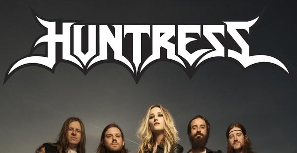 Huntress – UK tour video diary