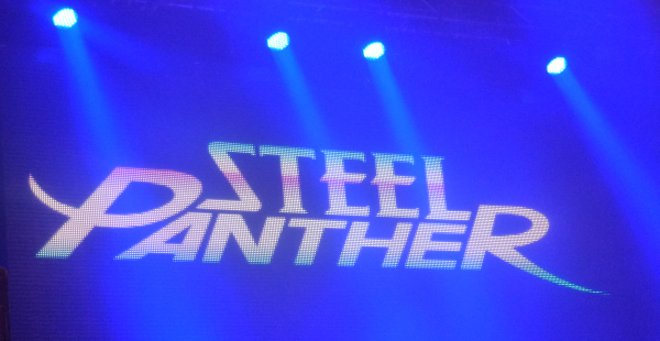 Steel Panther / The Cringe – Glasgow O2 Academy