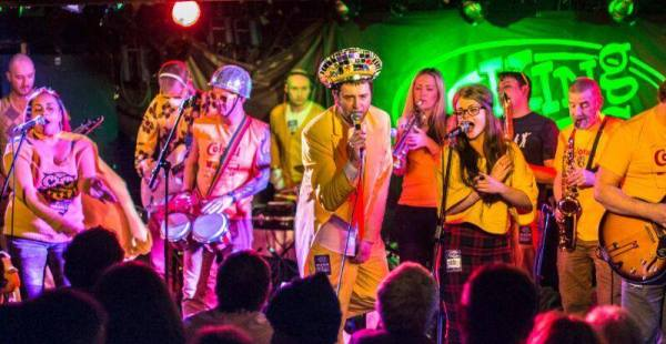 Band of the Day: Colonel Mustard & The Dijon 5