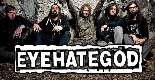 EyeHateGod added to Obscene Extreme 2014 list