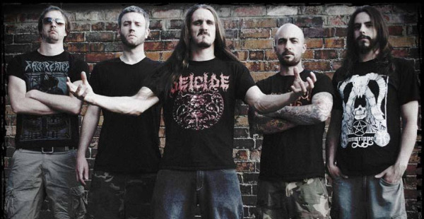 Interview: Flayed Disciple, Glasgow Audio (21st May 2014)