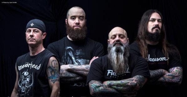 Crowbar – new album details