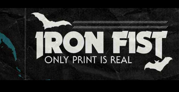 Iron Fist #10 out now