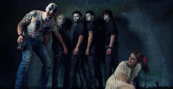 "Megaherz unveil cover for ""Zombieland"""