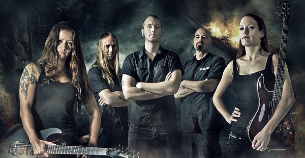 "Dictated launch first single and artwork for new album ""The Deceived"""