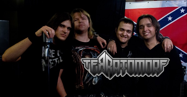 Terratomorf working on first full-length album