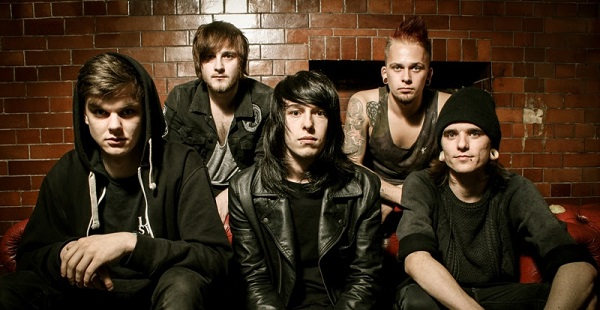 The Sun Never Set announce debut EP and release lyric video