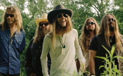 Blackberry Smoke band