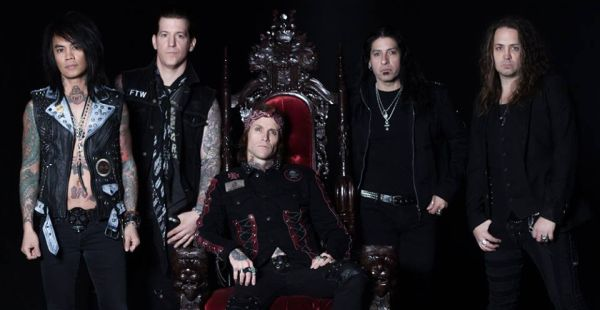 Buckcherry are back and are giving a lot of fucks