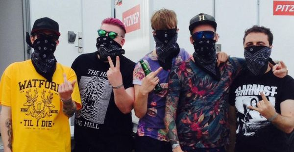 Band of the Day: The Hell