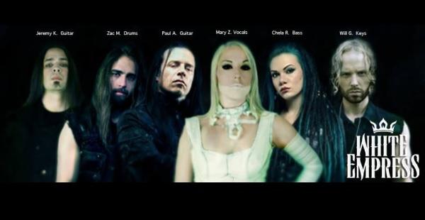 White Empress sign to Peaceville Records – New album Pledge Campaign