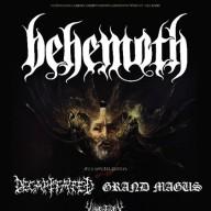 Behemoth 2014 tour