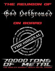 God Dethroned 70000 tons of metal