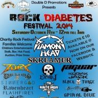 Rock Diabetes 2014