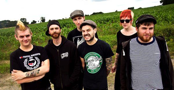 Roughneck Riot Announce Album + Tour Dates
