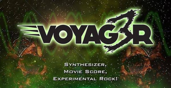 Voyag3r: new album and streaming track