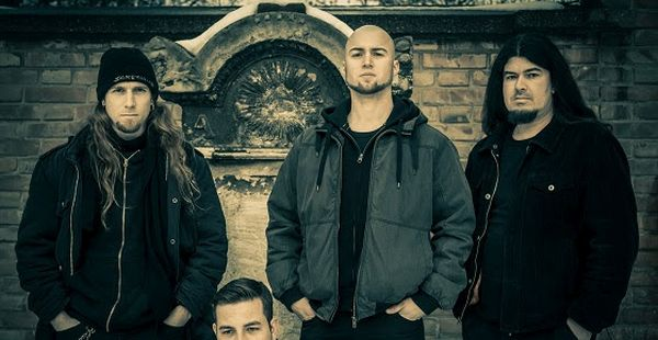 Ashes of Moon sign with Wormholedeath Records