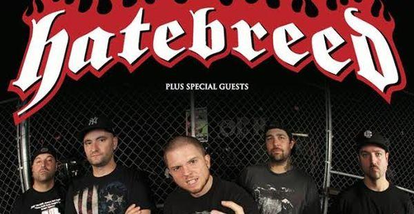 Hatebreed headlining Impericon Festival