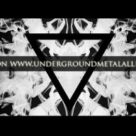 Underground Metal Alliance banner
