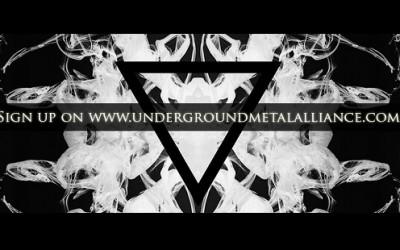Underground Metal Alliance banner
