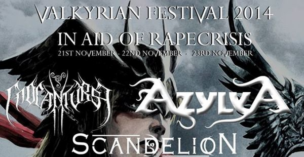 Scandelion announced as replacement for Ex Libris at Valkyrian Festival 2014