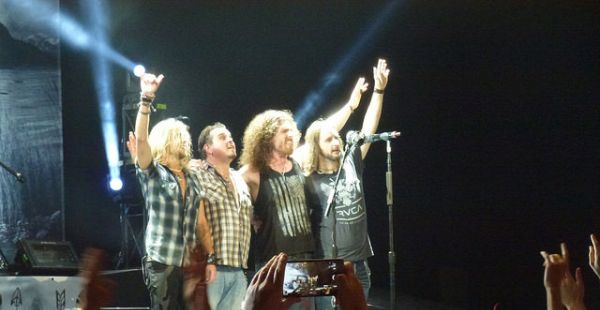 Black Stone Cherry / Airbourne / Theory of a Deadman – SSE Hydro, Glasgow