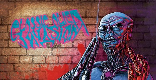 Band of the Day: Classic Alien Invasion