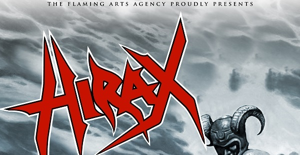 Interview: Hirax at their first ever UK headlining gig