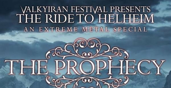 Line-up confirmed for final Valk-Fest 2014 warm-up show: The Ride to Helheim