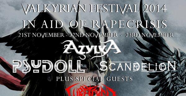 Psydoll replace Cnoc An Tursa as Valk-Fest headliner