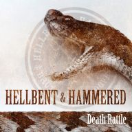 Hellbent & Hammered Cover Artwork
