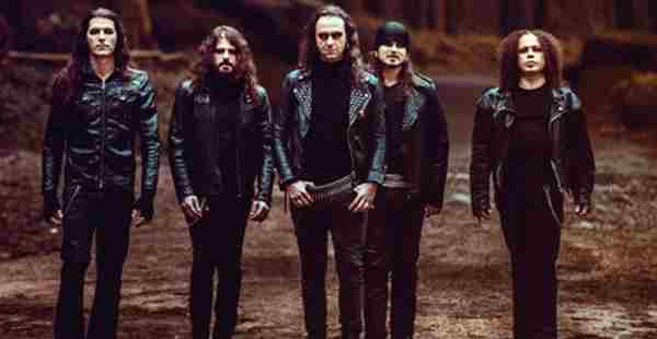 Moonspell / Soulline – Audio Glasgow (28th March 2016)