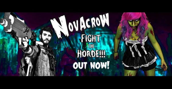 Novacrow – new single out now