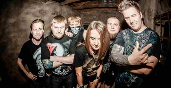 Be Under Arms sign to GlobMetal
