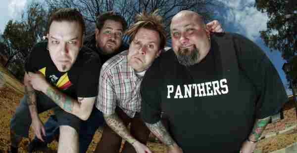 Bowling For Soup back in February – with a full album play-through