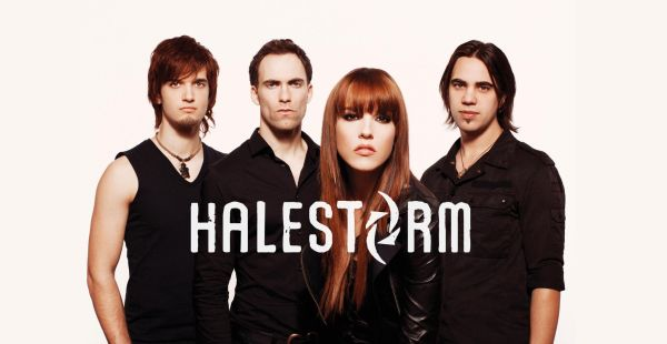 Halestorm UK tour announced for March 2015