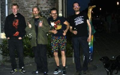 Hapke Zuurkool band