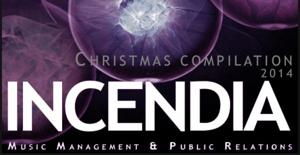 FREE! Incendia Christmas compilation now available on Bandcamp