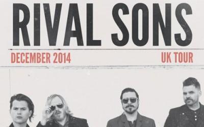 Rival Sons 2014 tour